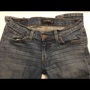 Levi's 524 Junior Jeans Size 5